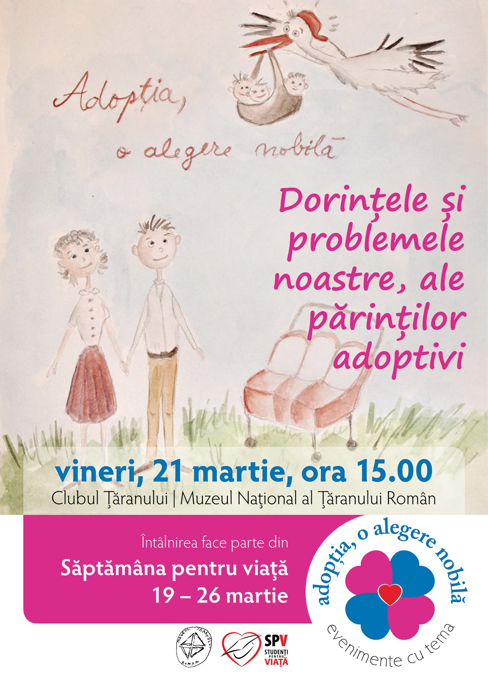 Photo of Romania's Pro-Life Week 2014: How to Tell Your Child He Was Adopted – Iulia's Experience