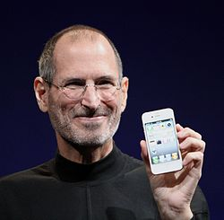 "Photo of Steve Jobs: ""M-am bucurat că nu am sfârșit într-un avort."""