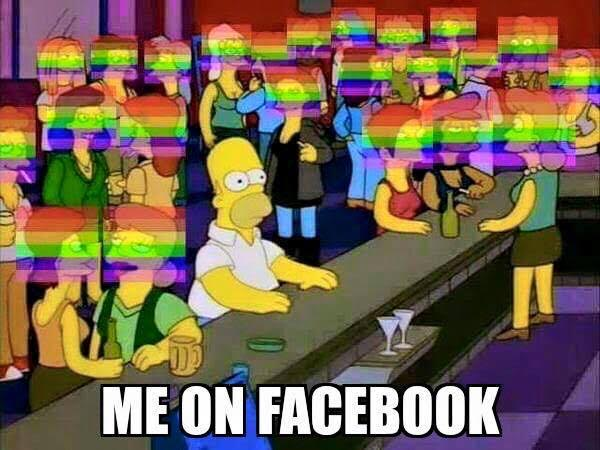 Photo of Me on Facebook