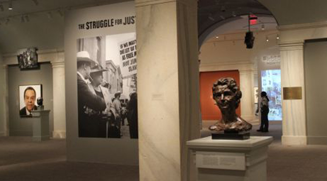 sanger_bust_in_justic_exhibit