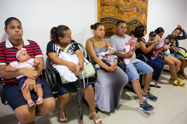 Six-young-babies-with-microcephaly-and-their-parents