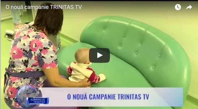 Photo of VIDEO. Luna pentru Viață 2017 la Trinitas TV