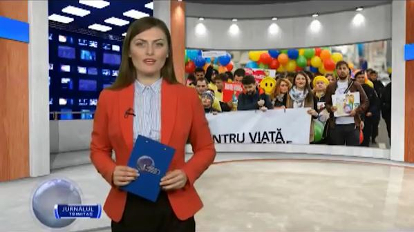 Photo of Luna pentru viață 2017 la Trinitas TV