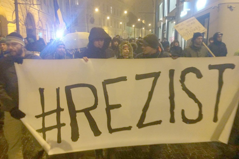 Photo of Paul Hitter, primele explicații inside despre #rezist
