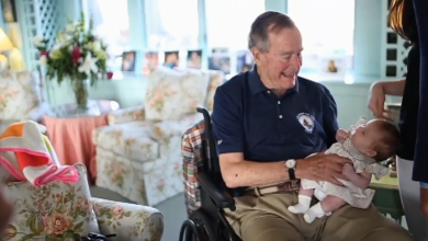 Photo of VIDEO: George H.W. Bush, reflecții despre familie de la tatăl a 6 copii