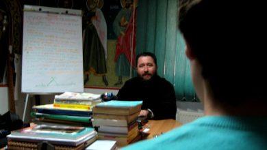 Photo of Preot la Spitalul Sf. Stelian pentru dependenții de droguri