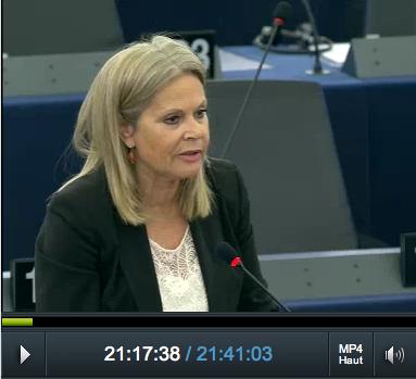 Photo of Discurs plin de ură în Parlamentul UE al doamnei Estrela în urma respingerii controvesatului ei raport