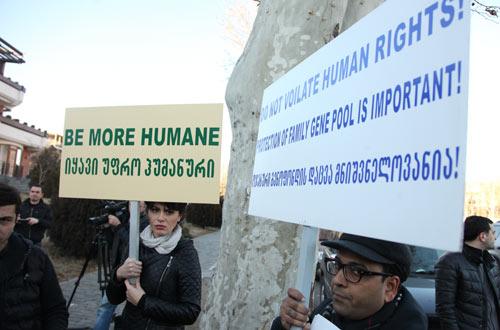 Photo of Tbilisi: Proteste ca urmare a remarcilor făcute de Patriarhul Georgiei în mesajul de Crăciun