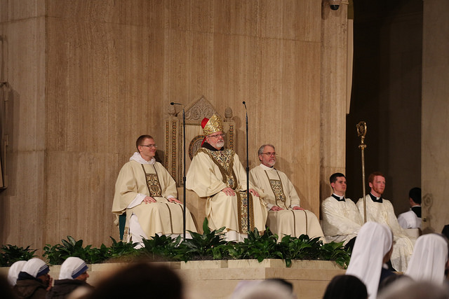 """Photo of Cardinalul de Boston:  """"Biserica trebuie să strige adevărul incomod: Avortul este greșit!"""""""