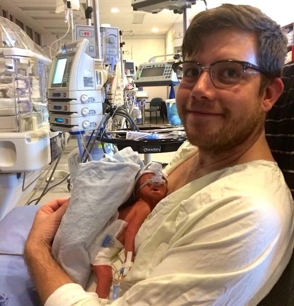Photo of Prin Iver, mama lui va trăi veșnic: o femeie în moarte cerebrală naște un copil sănătos