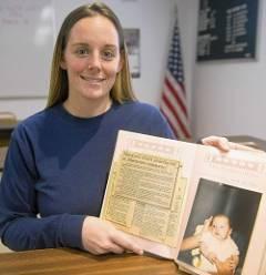 """Photo of """"Burger King Baby"""", concepută prin viol și cruțată de avort, stabilește o relație cu mama sa naturală"""