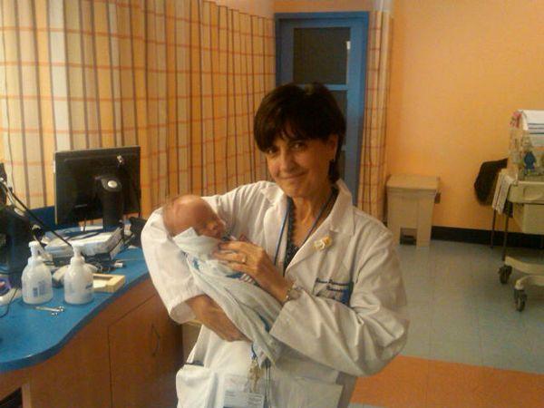 Photo of De ce să-i salvăm pe nou-născuții terminali?  Lecțiile doctoriței Elvira Parravicini