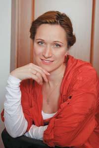 Photo of Maria Kiseleva. Maternitatea îți schimbă viața