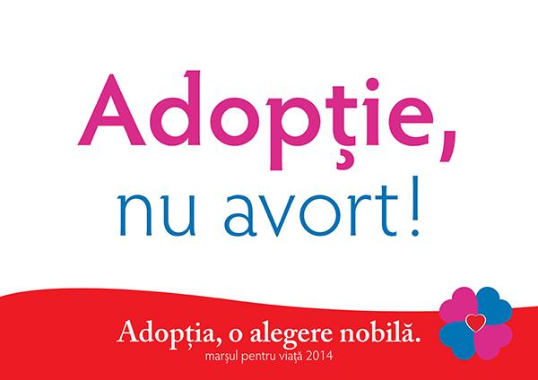 """Photo of """"Cunosc familii care au adoptat copii și sunt o binecuvântare"""" – Gatea Nicolae, Marșul pentru viață 2014 la Ocna Mureș"""