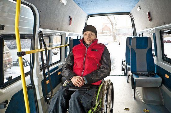 Photo of Interviu cu Roman Kolpakov, fondatorul serviciului de transport pentru invalizi în cărucior Invataxi