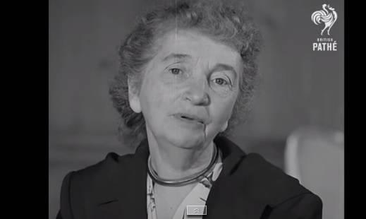 """Photo of """"Să nu mai fie copii"""": Interviu video de arhivă șocant cu Margaret Sanger, fondatoarea mișcării internaționale de contracepție și avort"""