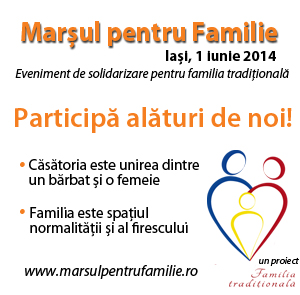 Photo of Marșul pentru Familie – Iași, 1 iunie
