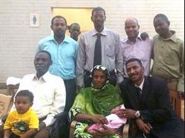 Photo of Meriam, mama creștin-ortodoxă condamnată la moarte în Sudan, a fost eliberată