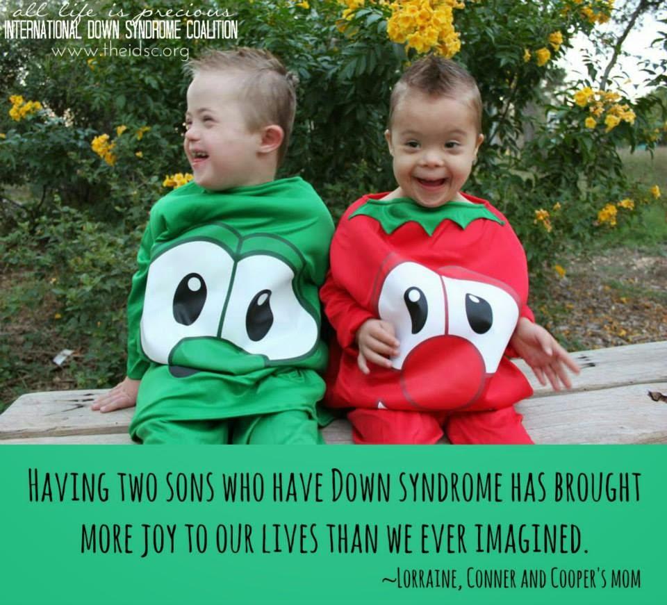 Photo of A avea doi fii cu sindrom Down ne-a adus mai multă bucurie în viața noastră decât ne-am fi putut imagina vreodată!