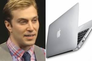 Photo of Un bărbat din Florida cere dreptul de a se căsători cu computerul său
