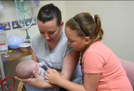 Photo of Deși medicii au recomandat avortul, nou-născutul ei le-a contrazis prognosticul