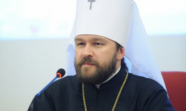 """Photo of """"E nevoie de o alianță internațională pentru ocrotirea familiei"""". Discursul Mitropolitului Ilarion de Volokolamsk la Forumul Internațional """"Familia numeroasă și viitorul umanității"""""""