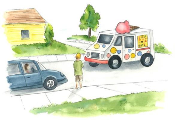 Photo of Mașina de înghețată: O analogie cu ajutorul căreia putem să explicăm copiilor mecanismul dependenței de pornografie
