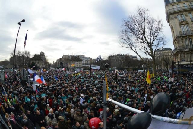 Photo of 45.000 de persoane la Marșul pentru Viață de la Paris – Ludovine de La Rochère: legătura dintre avort și eutanasie