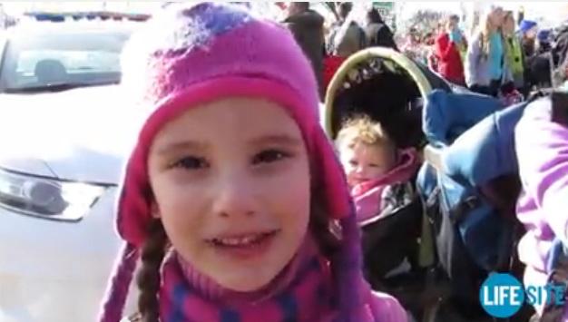 Photo of Motivele pentru care această familie cu șapte copii a participat la Marșul pentru Viață din Washington