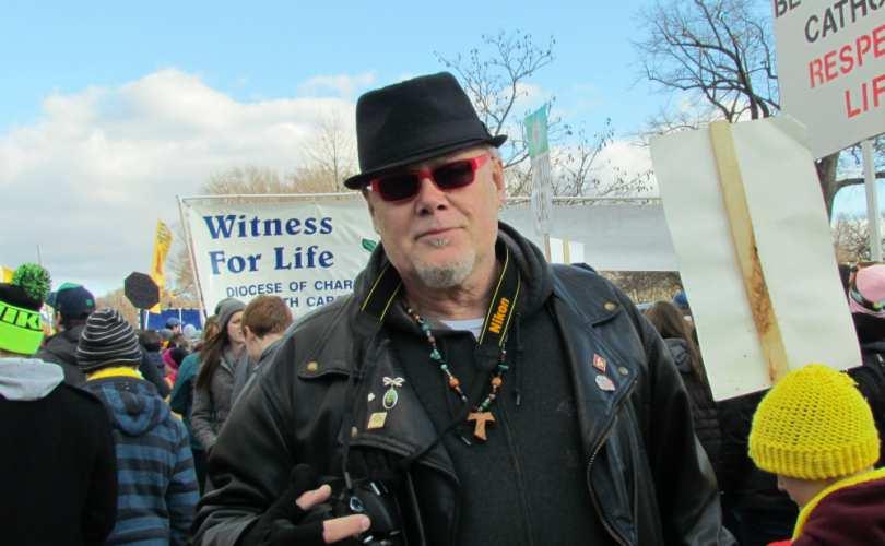 Photo of Motocicliștii pentru Viața animă Marșul pentru viață Washinghton 2015