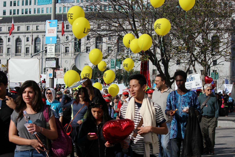 Photo of Peste 50.000 de participanți la Marșul pentru viață din San Francisco 2015