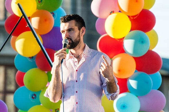 """Photo of Vlad Miriță, cu ocazia Marșului pentru Viață: """"Bărbatul trebuie să învețe să-și asume responsabilități"""""""