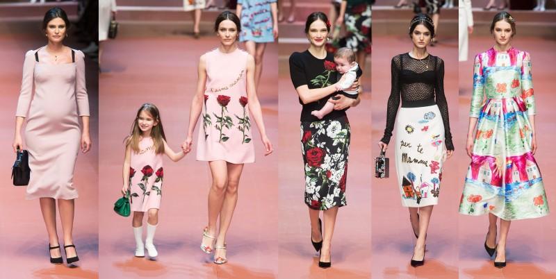 Photo of Dolce & Gabbana: De Ziua Femeii, maternitatea este la modă