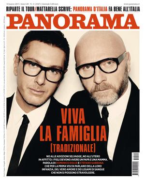 """Photo of Scrisoare deschisă către Dolce & Gabbana: """"Am fost crescuți de cupluri de același sex și vă lăudăm curajul"""""""