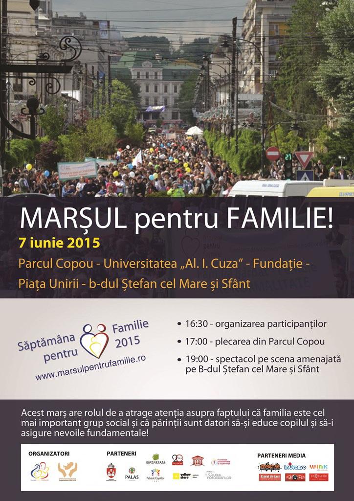 Photo of Evenimente dedicate Familiei la Iași: 5-7 iunie