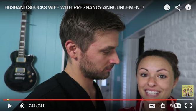 Photo of VIDEO virale: EL i-a spus EI că e gravidă înainte ca ea însăși să știe! Urmărește și drama care a urmat