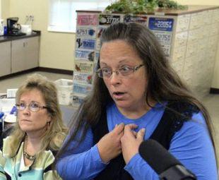Photo of Functionară americană arestată pentru că refuză să elibereze certificate de căsătorie pentru cupluri homosexuale