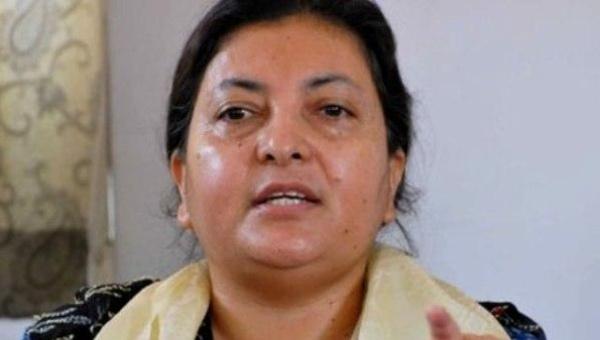 Photo of Președinta Nepalului și președinta Parlamentului nepalez – două feministe comuniste