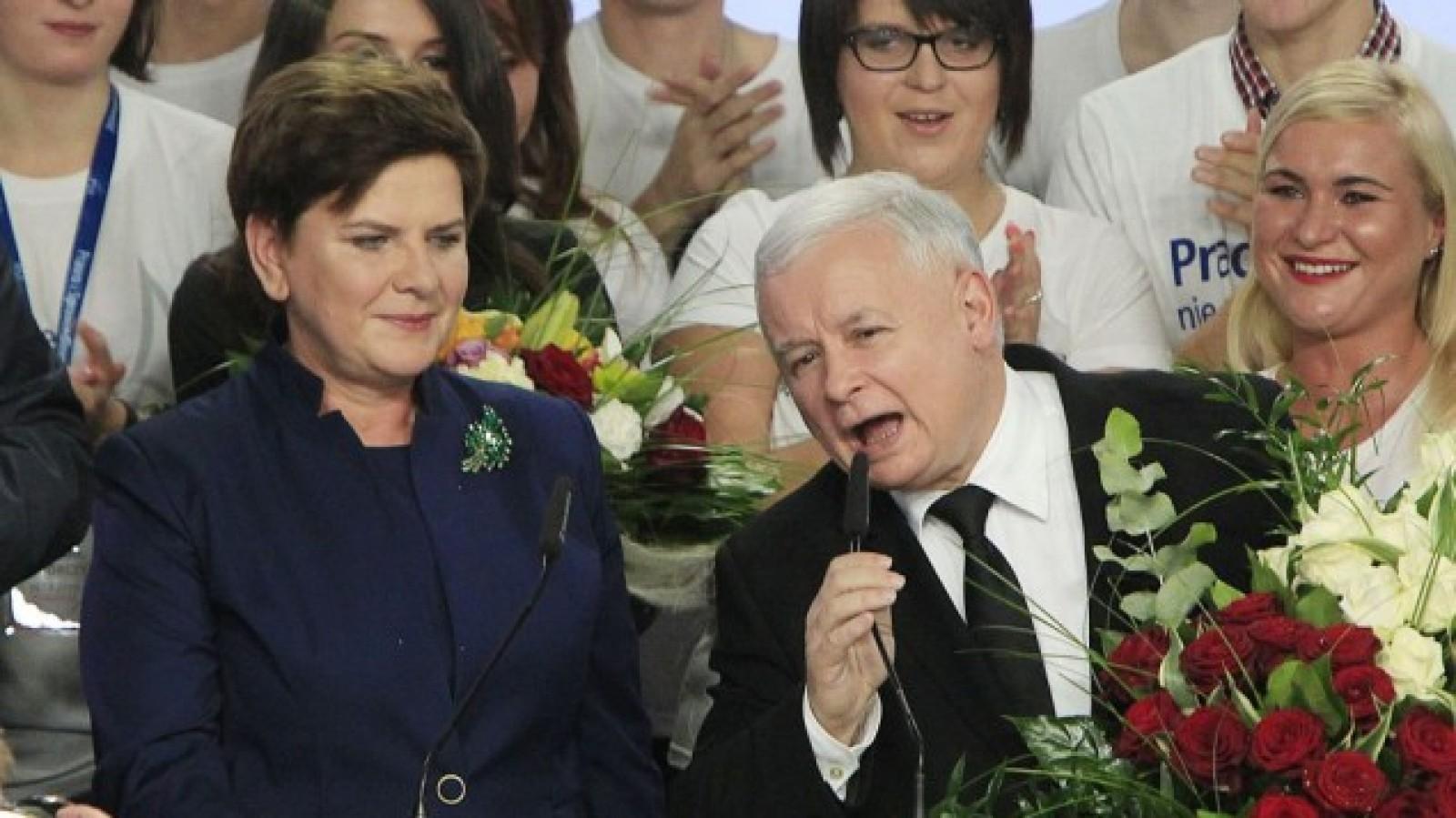 Photo of Polonia: Conservatorii catolici la guvernare, din nou. Stânga, afară din Parlament