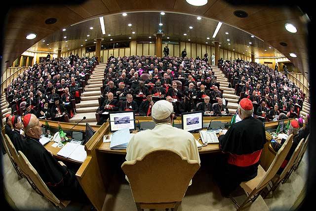 Photo of Cel mai puternic cuvânt de până acum la Sinodul de la Roma a aparținut unei ROMÂNCE