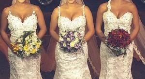 """Photo of """"Căsătoria"""" între două femei e urmată de """"căsătoria"""" între trei femei, care e urmată de """"căsătoria"""" între patru femei, care …"""