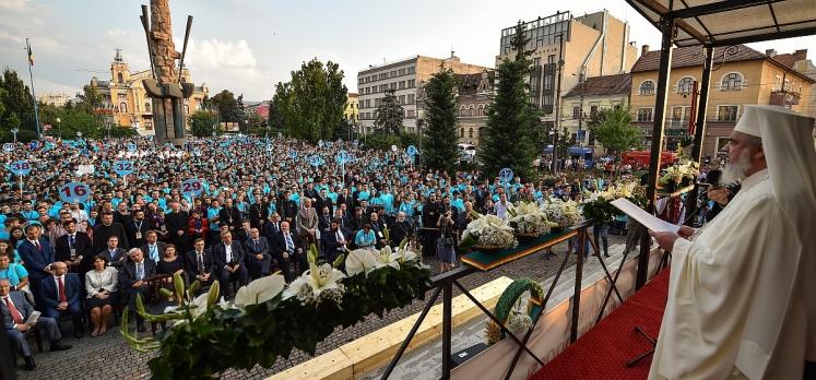 Photo of Patriarhul Bisericii Ortodoxe Române: Cuvânt părintesc și prietenesc pentru tineri