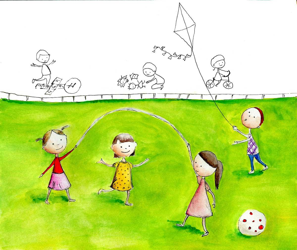 """Photo of Concurs cu premii de Ziua Copilului: """"Copilăria este bucuria"""""""