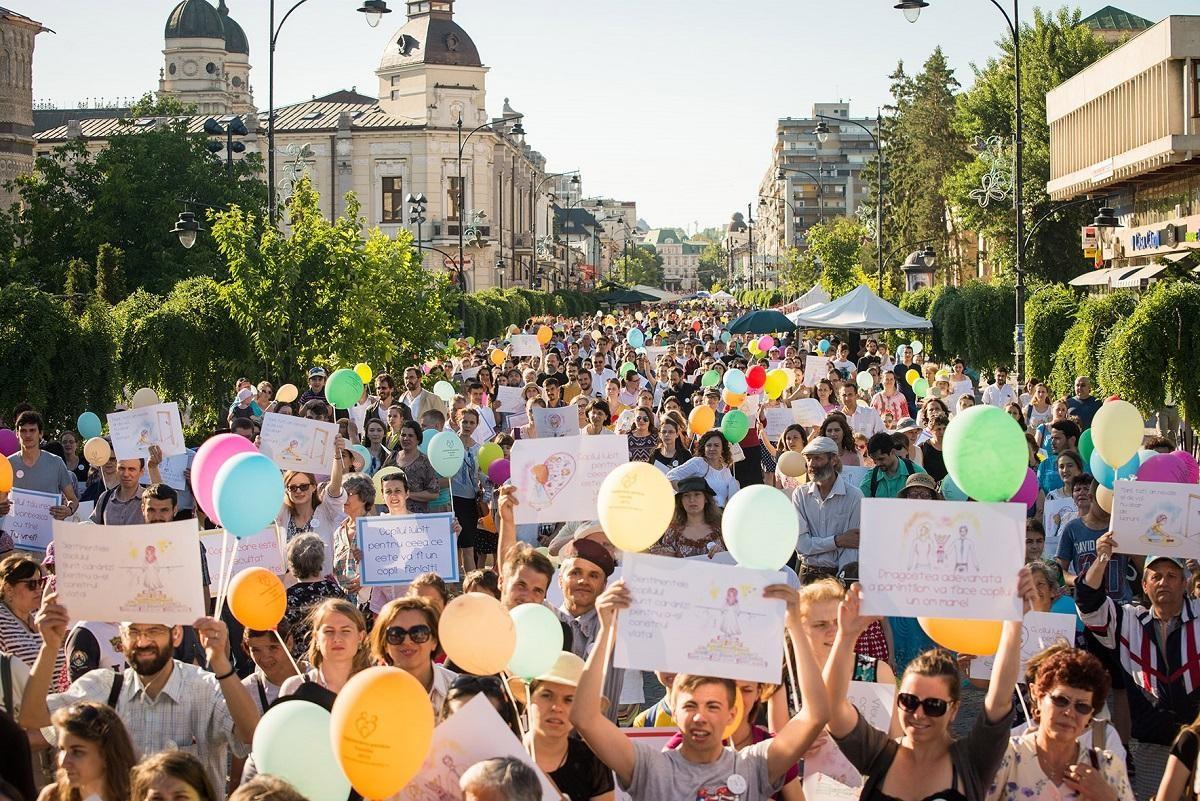 Photo of VIDEO: Iașiul pregătește Marșul pentru Familie pe 12 iunie 2016
