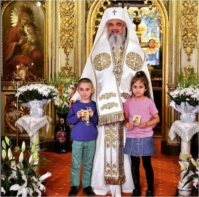 """Photo of Patriarhul Daniel: """"Nașterea de prunci este întotdeauna un dar de la Dumnezeu"""""""