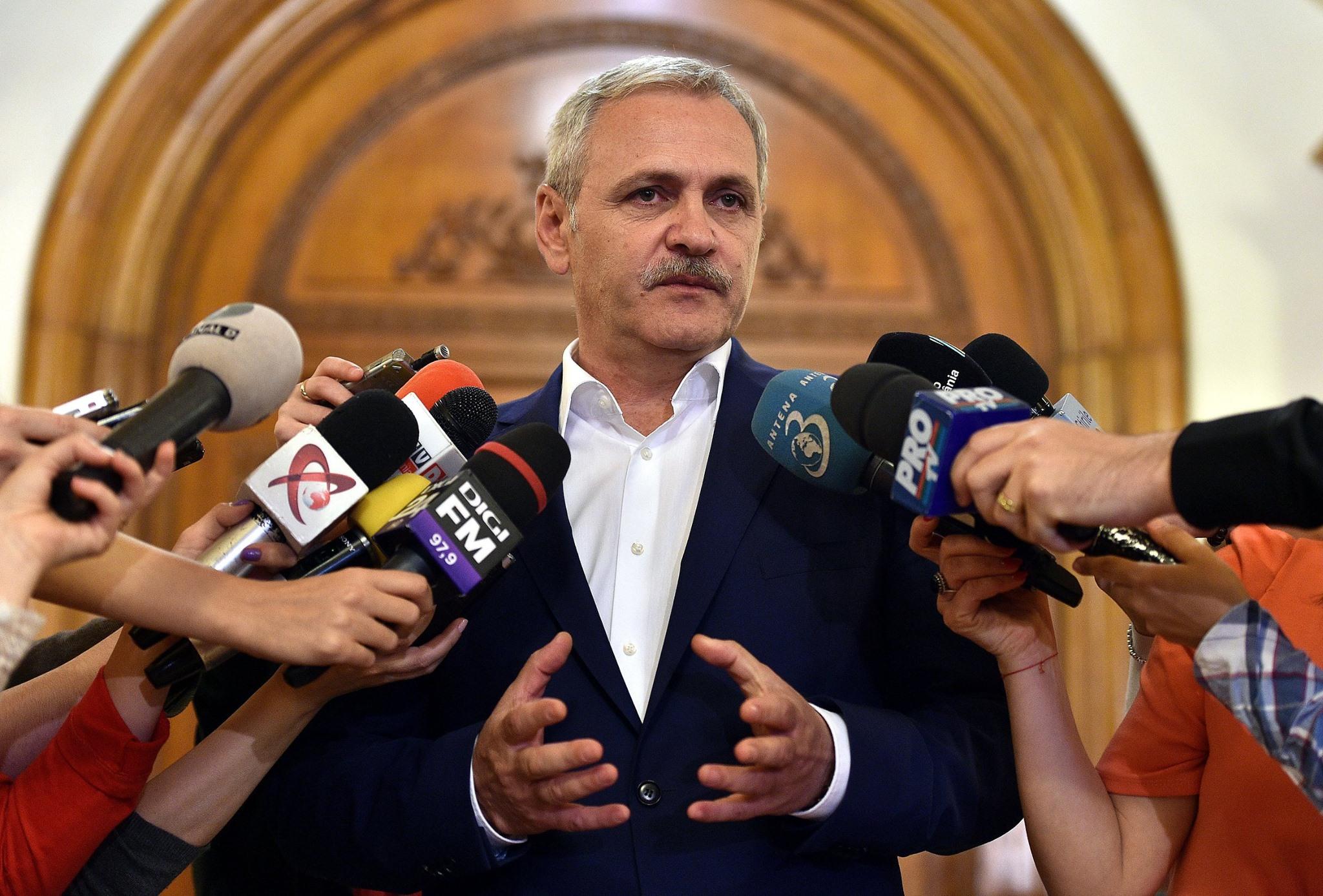 """Photo of VIDEO. Liviu Dragnea, Președintele PSD: """"Sunt un fanatic religios. Modificarea Constituției trebuie să se întâmple"""""""