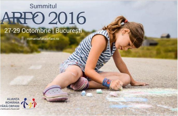 Photo of Summit-ul Alianței România Fără Orfani: Cum ne implicăm în îngrijirea temporară sau adopția celor 57.000 de copii din sistemul de protecție socială