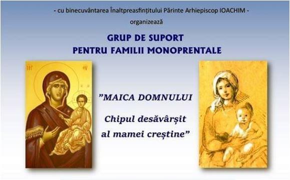 Photo of La Bacău s-a înființat un grup de sprijin pentru familii monoparentale