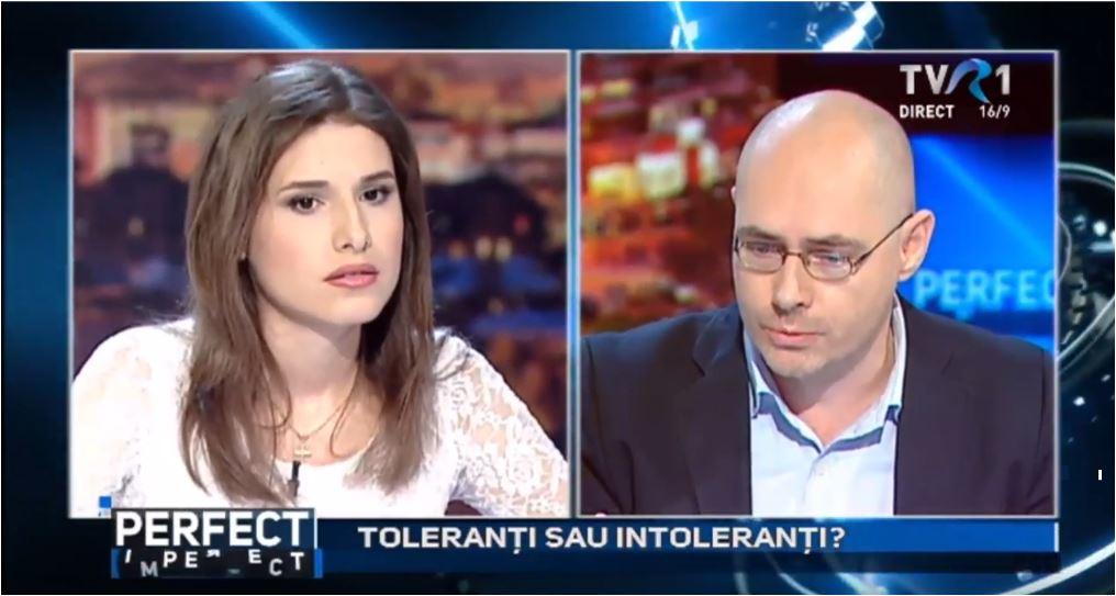Photo of Dezbatere despre căsătorie la TVR 1: Ioana Picoș-Făgădaru de la Feminism proFamilie și Florin Buhuceanu de la Accept