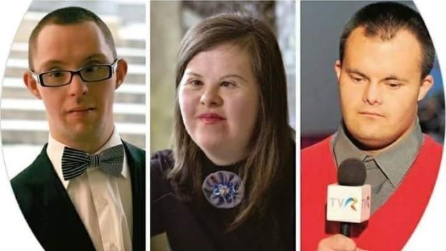 Photo of Premiu la ONU pentru emisiunea TVR Cluj realizată de trei tineri cu Sindrom Down, prima de acest fel din Europa